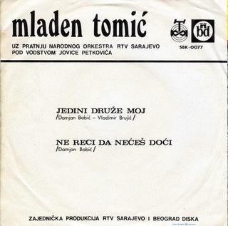 Mladen Tomic - Diskografija  R-272710