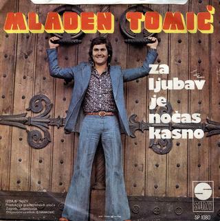 Mladen Tomic - Diskografija  R-272715