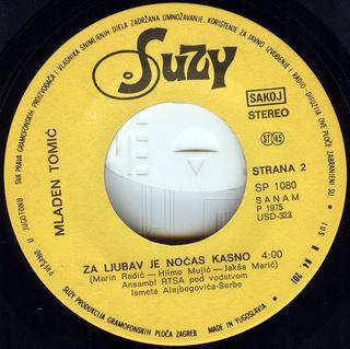 Mladen Tomic - Diskografija  R-272717