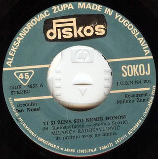 Milance Radosavljevic - Diskografija R-273312