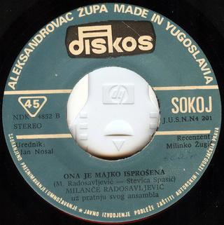 Milance Radosavljevic - Diskografija R-273313