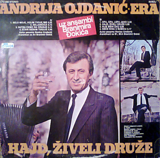 Andrija Era Ojdanic - Diskografija R-276711