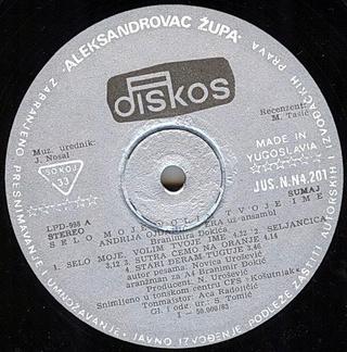 Andrija Era Ojdanic - Diskografija R-276712
