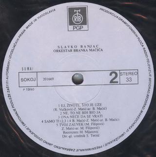 Slavko Banjac - Diskografija  R-276913