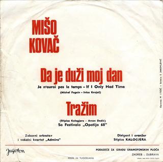 Miso Kovac - Diskografija  R-277511