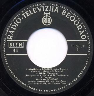 Predrag Gojkovic Cune - Diskografija  R-278910