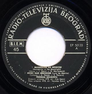 Predrag Gojkovic Cune - Diskografija  R-278911