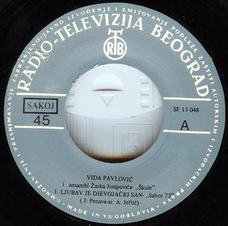 Vida Pavlovic - Diskografija 2 R-281512