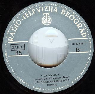 Vida Pavlovic - Diskografija 2 R-281513