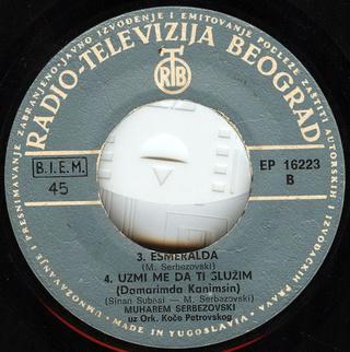 Muharem Serbezovski - Diskografija R-281622