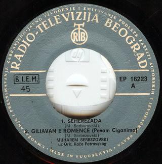 Muharem Serbezovski - Diskografija R-281624