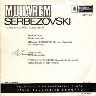 Muharem Serbezovski - Diskografija R-281625