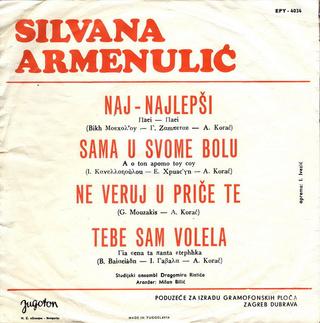 Silvana Armenulic - Diskografija  R-282313