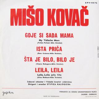 Miso Kovac - Diskografija  R-285711