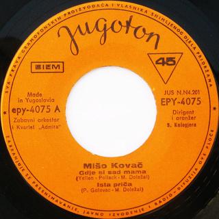 Miso Kovac - Diskografija  R-285713