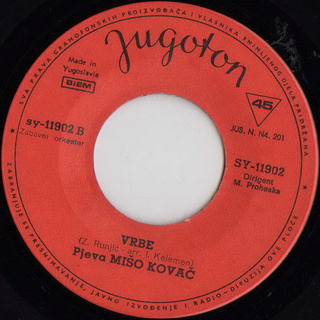 Miso Kovac - Diskografija  R-290812