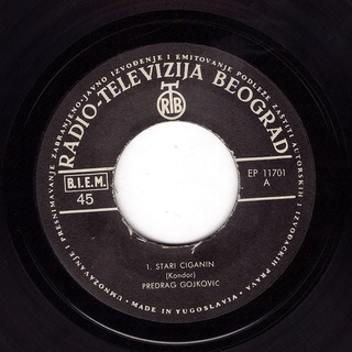Predrag Gojkovic Cune - Diskografija  R-292911