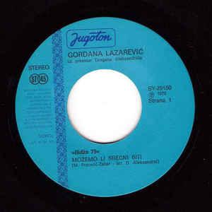 Gordana Lazarevic - Diskografija R-297510