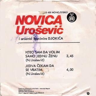 Novica Urosevic - Diskografija  R-298113