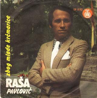 Rados Rasa Pavlovic - Diskografija  R-300210
