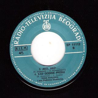 Rados Rasa Pavlovic - Diskografija  R-300212