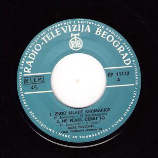 Rados Rasa Pavlovic - Diskografija  R-300213