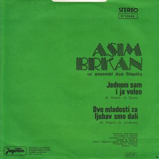 Asim Brkan - Diskografija 2 R-301511
