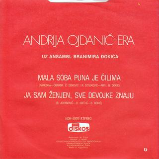 Andrija Era Ojdanic - Diskografija R-303812