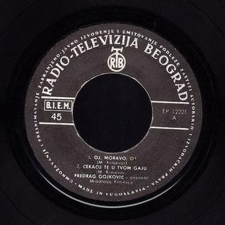 Predrag Gojkovic Cune - Diskografija  R-305511