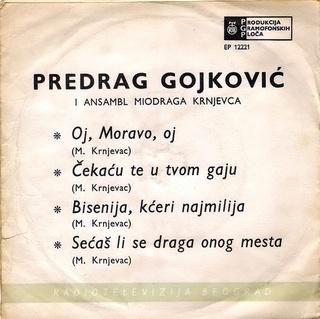 Predrag Gojkovic Cune - Diskografija  R-305513