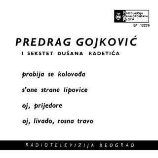 Predrag Gojkovic Cune - Diskografija  R-305515