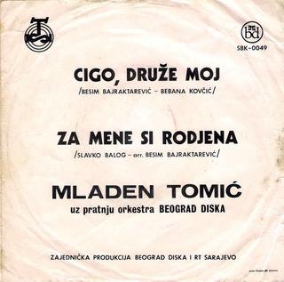 Mladen Tomic - Diskografija  R-306815