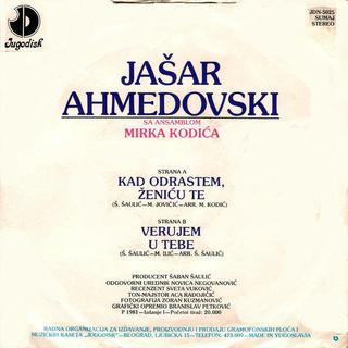 Jasar Ahmedovski - Diskografija R-307316