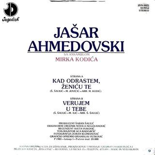 Jasar Ahmedovski - Diskografija R-307318