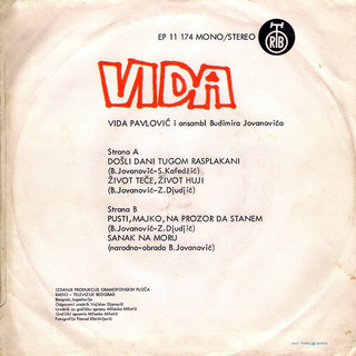 Vida Pavlovic - Diskografija 2 R-308611