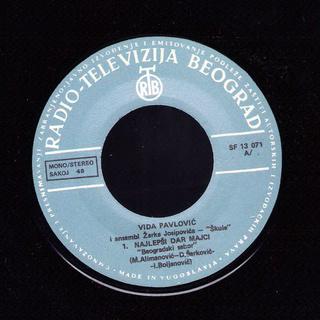 Vida Pavlovic - Diskografija 2 R-308615