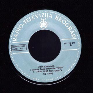 Vida Pavlovic - Diskografija 2 R-308616