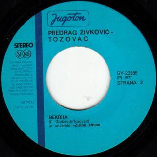 Predrag Zivkovic Tozovac - Diskografija R-308917