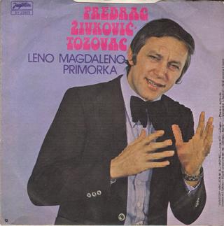 Predrag Zivkovic Tozovac - Diskografija R-308919