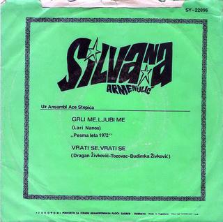 Silvana Armenulic - Diskografija  R-313111