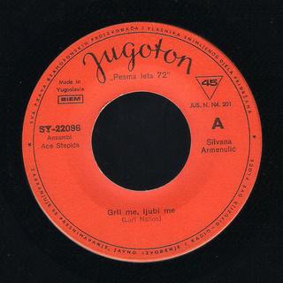 Silvana Armenulic - Diskografija  R-313113
