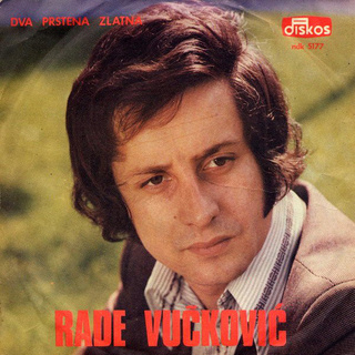 Rade Vuckovic - Diskografija  R-315618