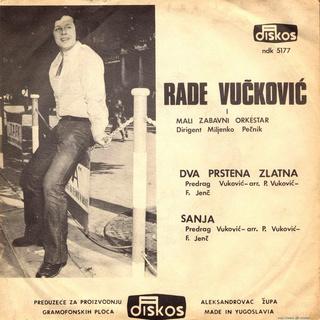 Rade Vuckovic - Diskografija  R-315619