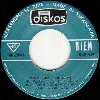 Rade Vuckovic - Diskografija  R-315623