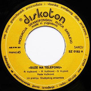 Rade Vuckovic - Diskografija  R-315628