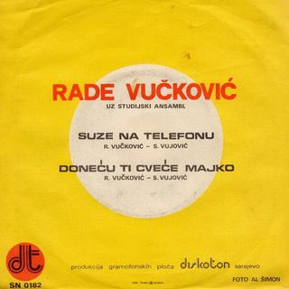 Rade Vuckovic - Diskografija  R-315629