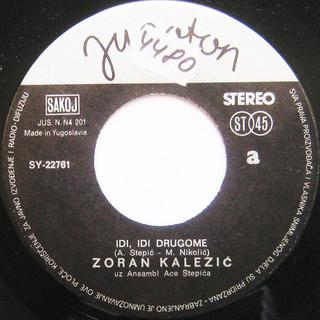 Zoran Kalezic - Diskografija R-318512