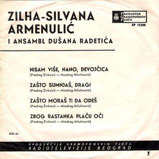 Silvana Armenulic - Diskografija  R-320611