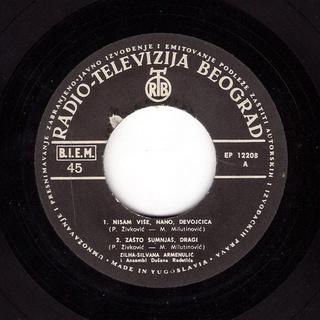 Silvana Armenulic - Diskografija  R-320613