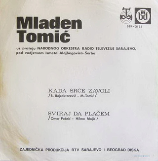 Mladen Tomic - Diskografija  R-322311